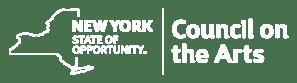NYSCA Logo White